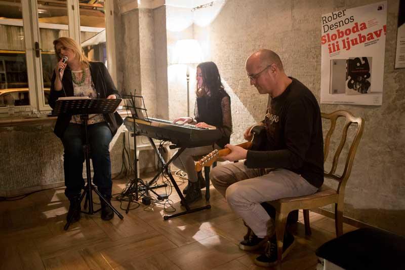Četvrtak 24.05.2018. – Šule Jovović Jazz Trio at Tarantino&Soba 21h