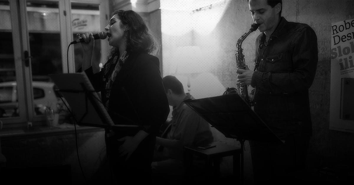 * * Četvrtak 12.07. od 21:00h * * Taboo Jazz Band | Tarantino i Soba