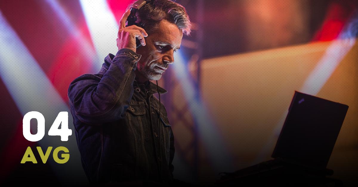 DJ KRCKO | TARANTINO & SOBA