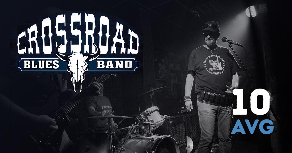 Crossroad Blues Band | Tarantino i Soba