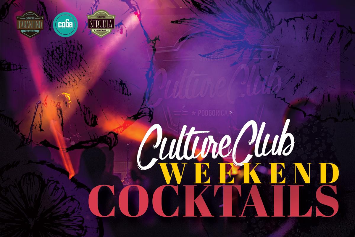 Vikend u Culture Club-u
