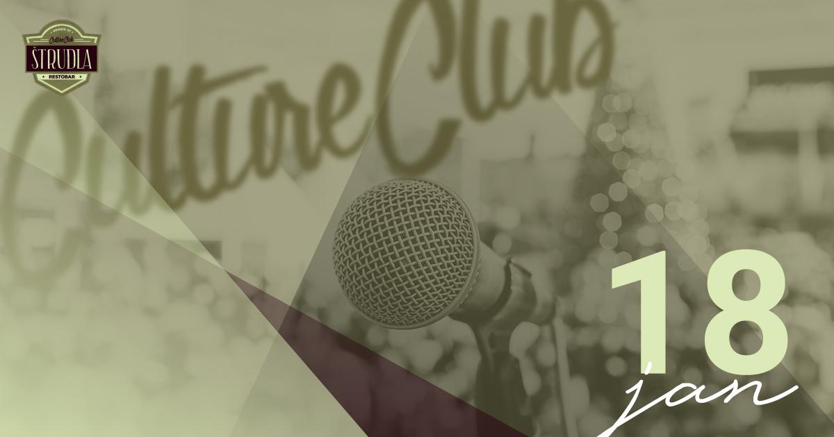 CULTURE CLUB BAND | ŠTRUDLA