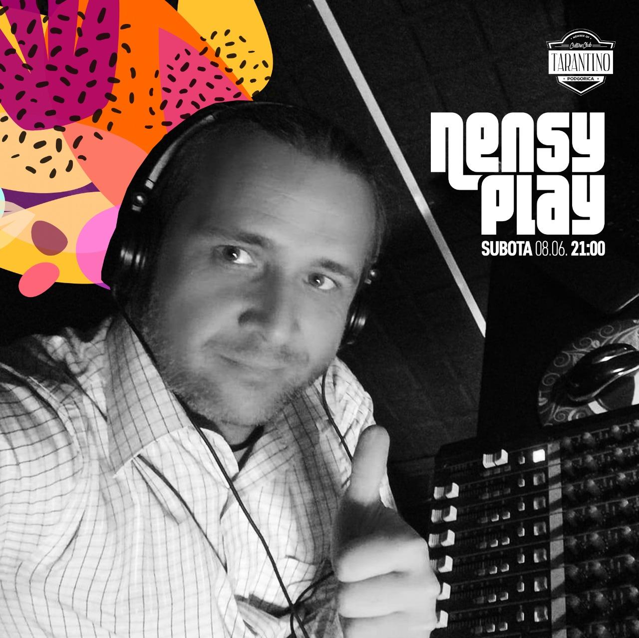 NENSY PLAY | TARANTINO