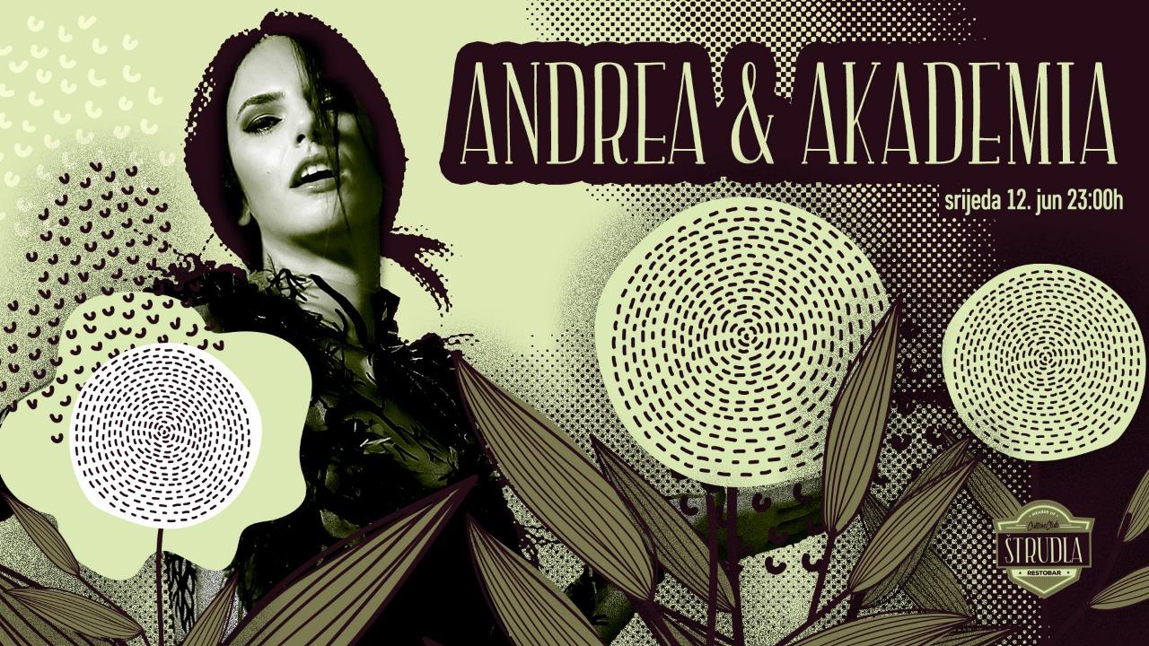 ANDREA I AKADEMIA | ŠTRUDLA