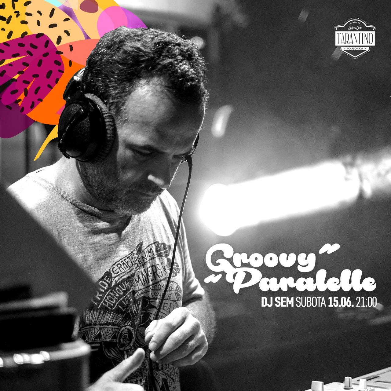 DJ SEM | TARANTINO