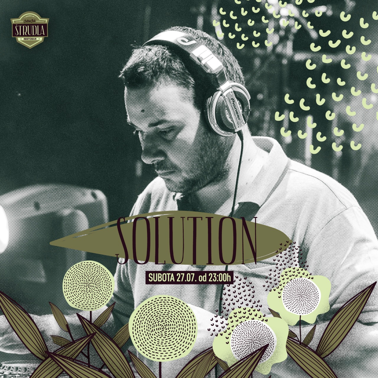 DJ SOLUTION | ŠTRUDLA