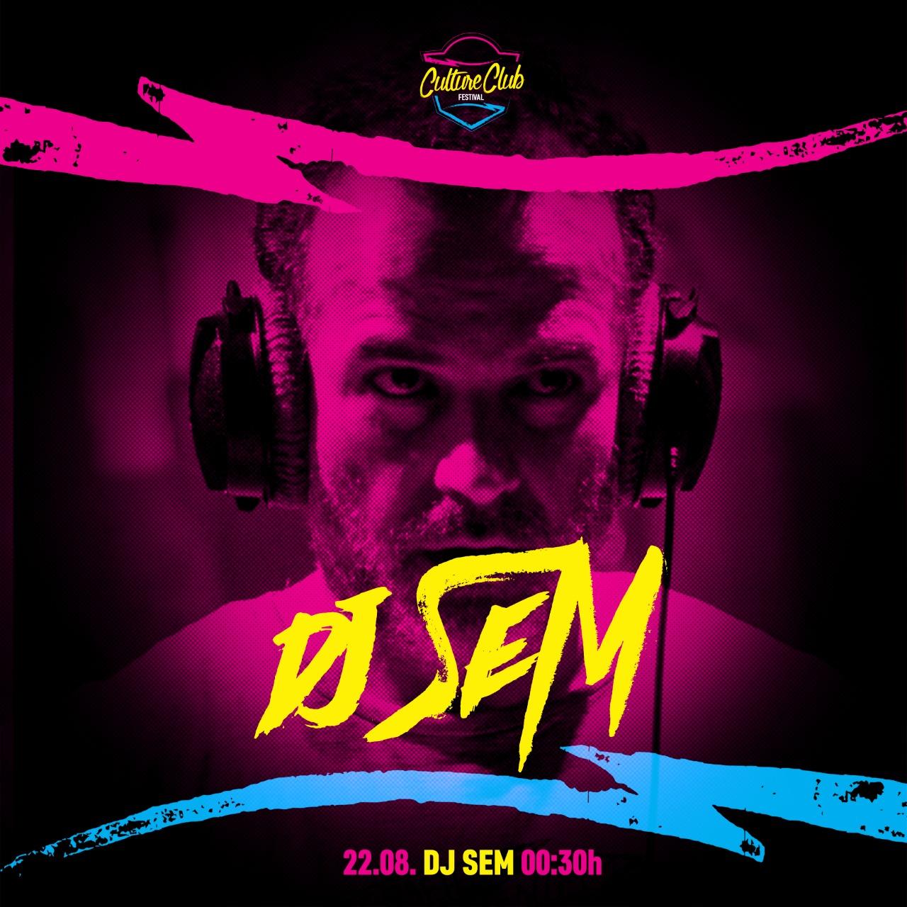 DJ SEM NA CC FESTIVALU
