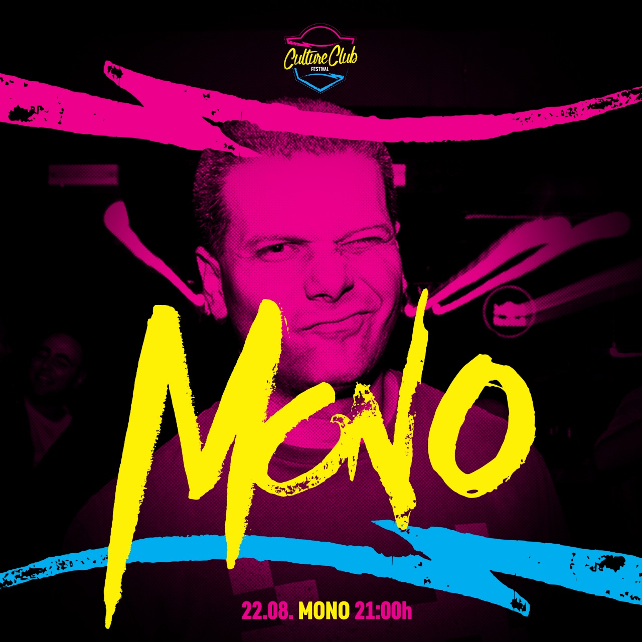 DJ MONO na Culture Club Festivalu