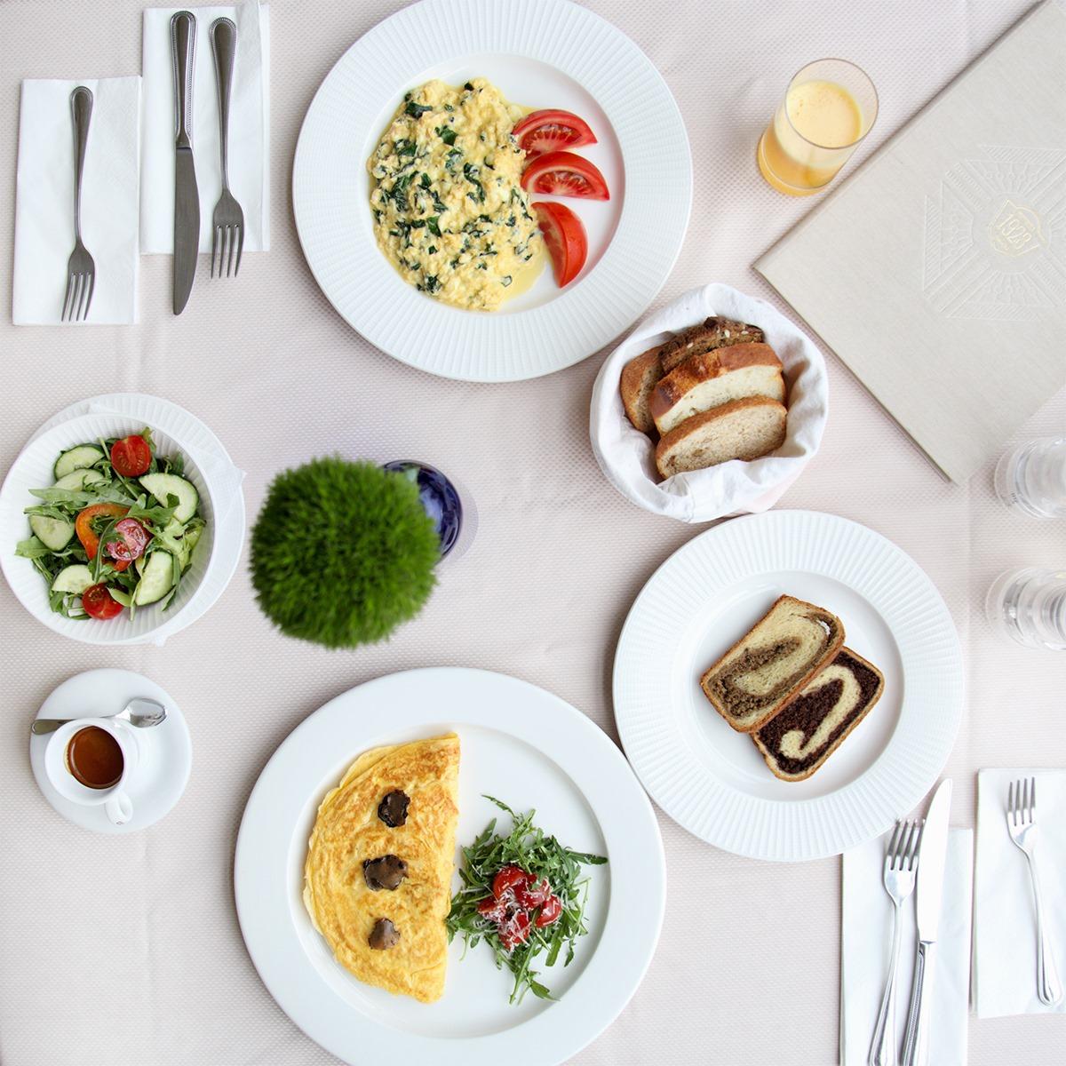 Doručak u Gostioni