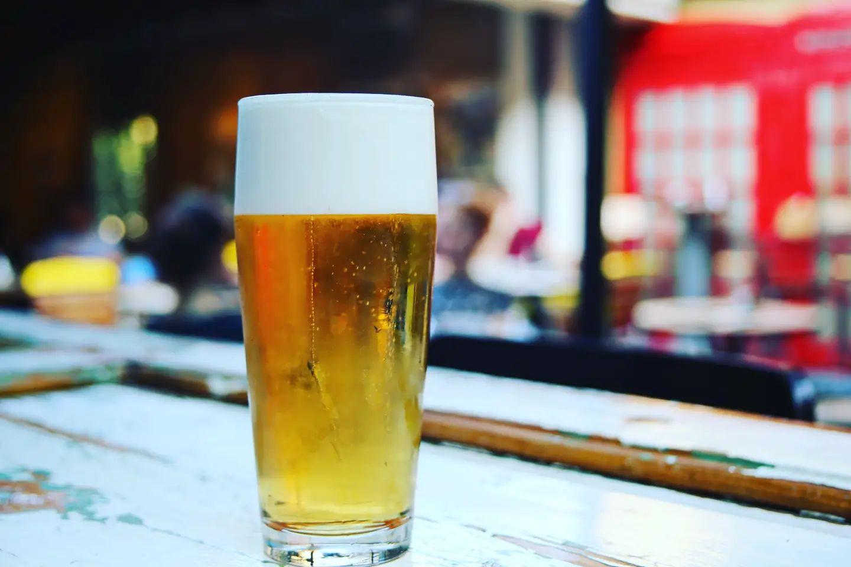 Idealno svježe pivo